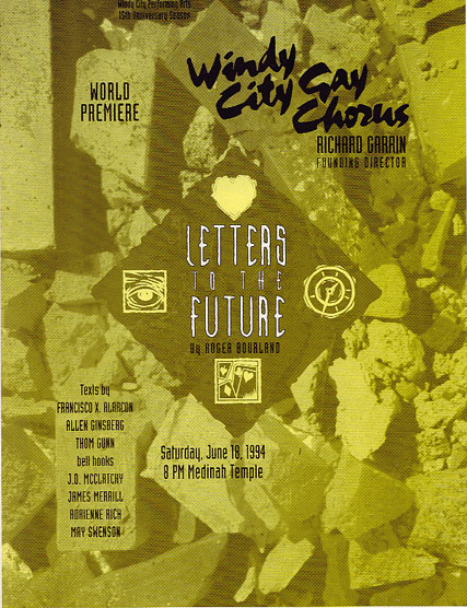 Letters to the Future poster