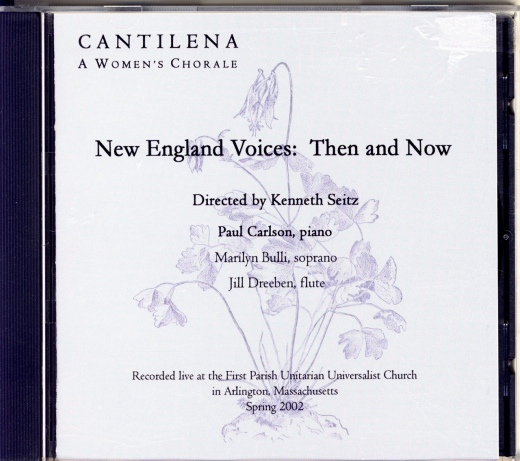 New England Voices