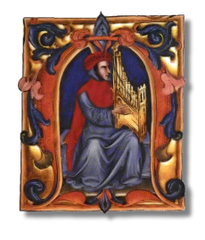 The blind 14C Italian composer